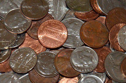 貯金箱にあった1円~10円玉約7500円分を銀行に換金しに行ってみた…換金する際の注意点まとめ