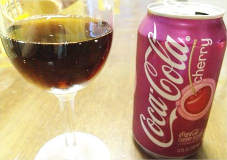 コカ・コーラ チェリー
