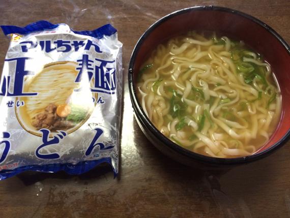 マルちゃん正麺 うどん