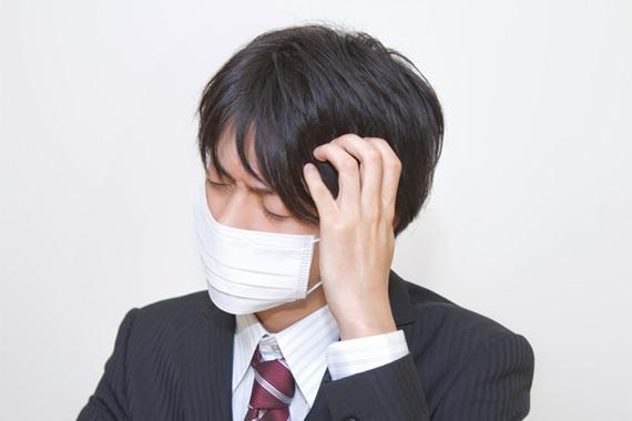 風邪や発熱などの体調不良時に学校や仕事を休むのは二次感染を防ぐためだって知ってた?