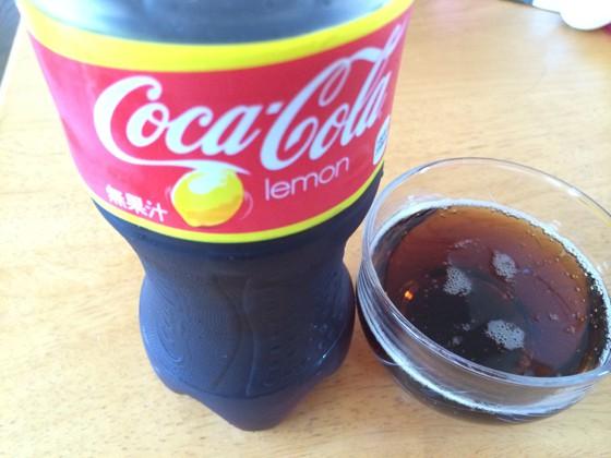 コカ・コーラ レモン
