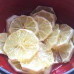 夏バテ防止や疲労回復に効果的!「レモンのはちみつ漬け」のレシピ
