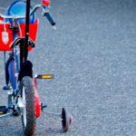 5歳児から自転車の補助輪を外す簡単な練習方法…運動神経が悪いうちの子でも数日で乗れました