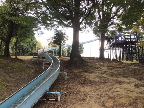 愛知県知多市にある「旭公園」行ってきた…幼児から遊べる遊具やトレーニングも可能ですっげぇ広いからオススメ