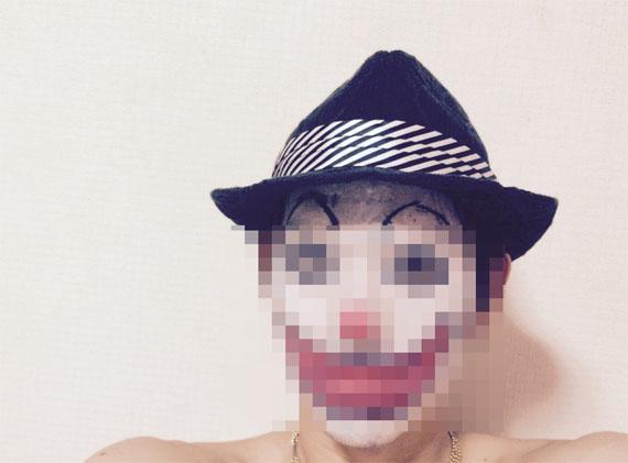 ハロウィンの仮装