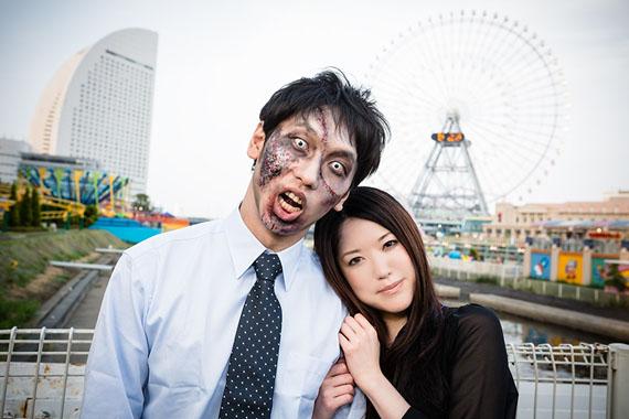 zombieカップル