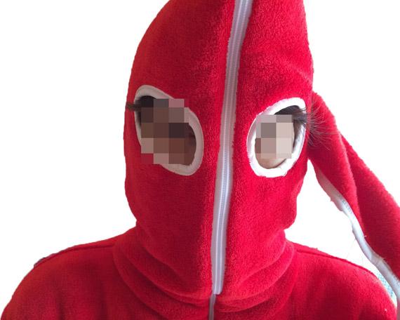 ビビラボの「人型寝袋 ニュータイプ着る毛布」を購入して着てみた感想…全身覆えるのはマジで暖かいぞ!!【寒がりにはオススメ】
