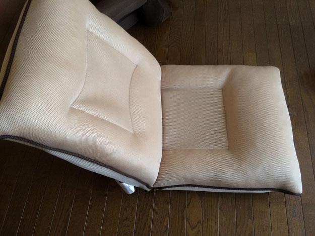 ニトリで安い座椅子を買ってみた感想…こたつにも使えてかなり便利