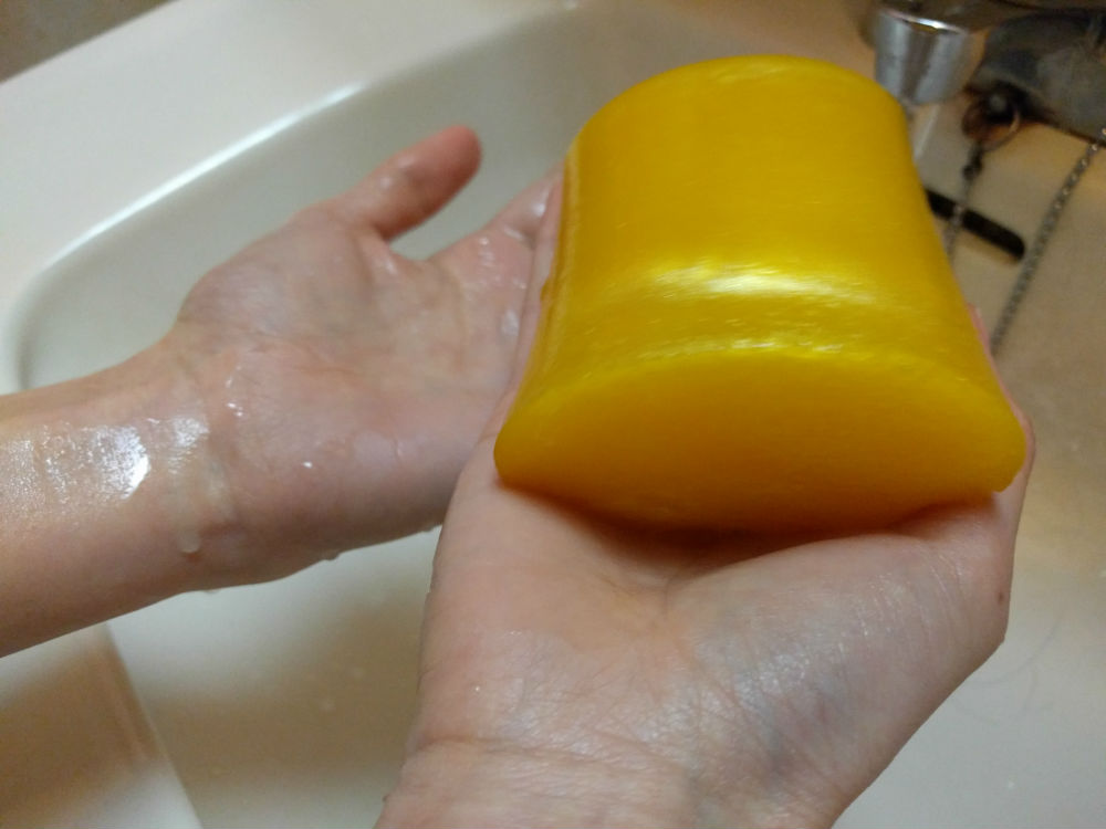 LUSH シャワージェリー