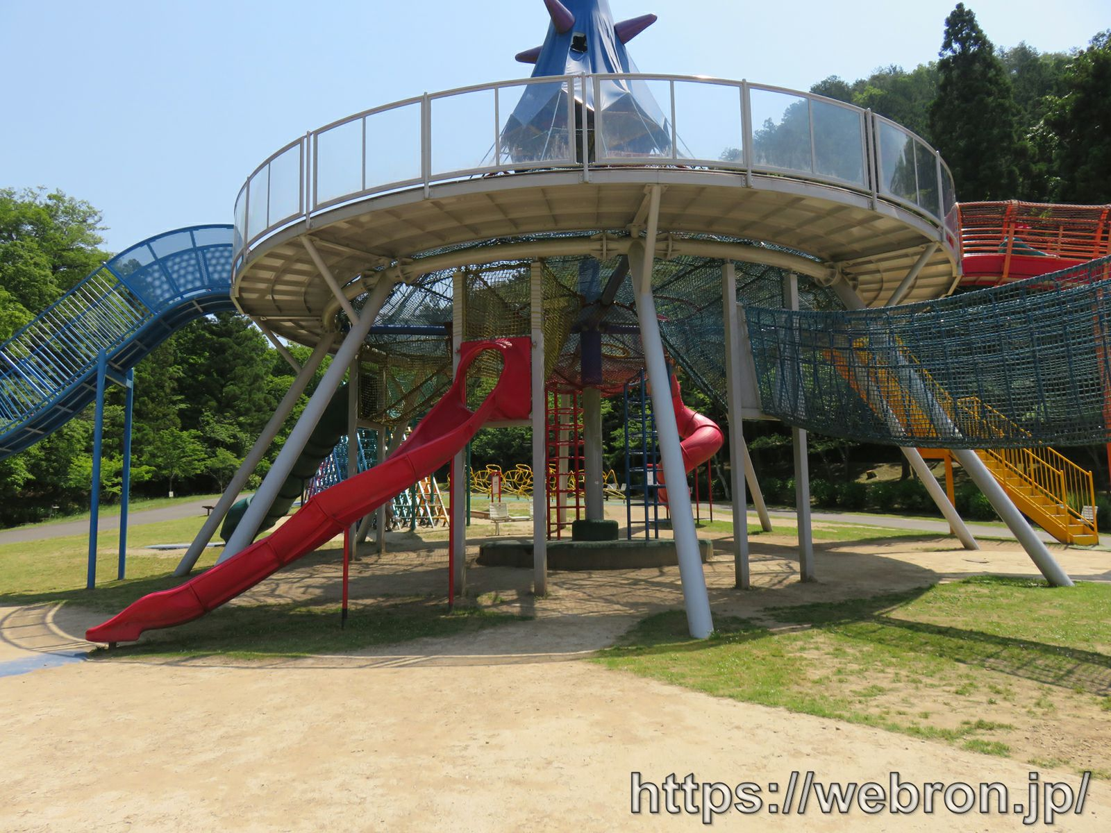「岐阜ファミリーパーク」感想…山に囲まれ広大で小学生が喜ぶよ