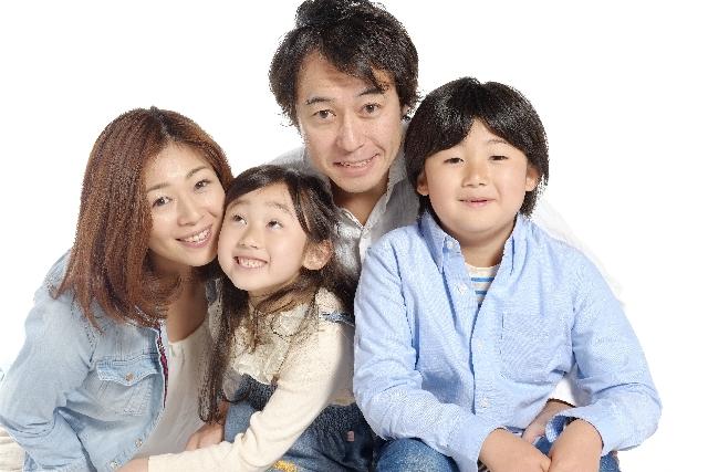 家族っぽい写真