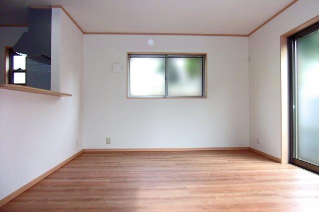 空っぽの家