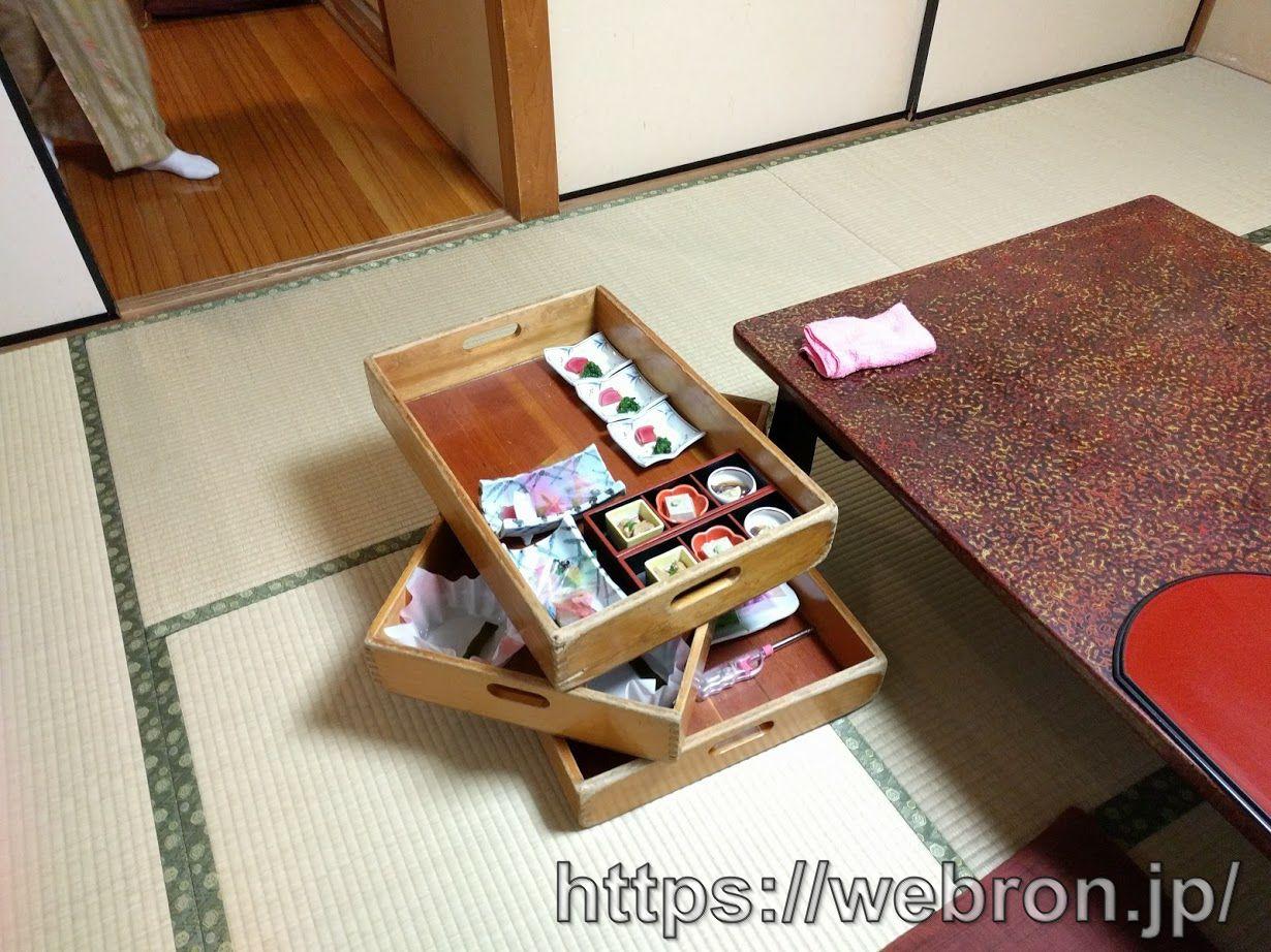富岳の夕食