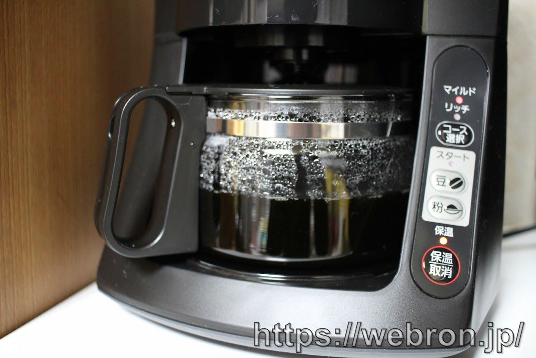コーヒーメイカー